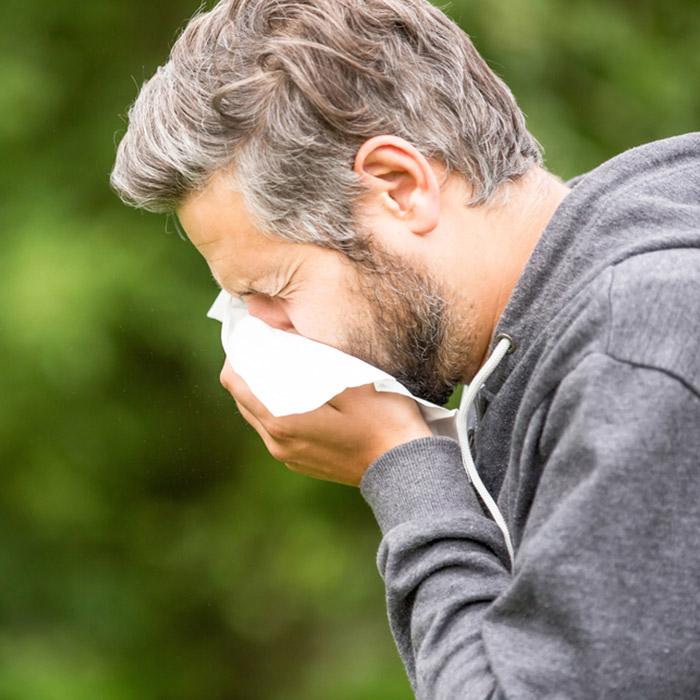 allergy screening